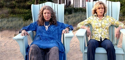 Grace and Frankie : trailer pour la saison 5